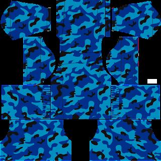 baju tentara dls