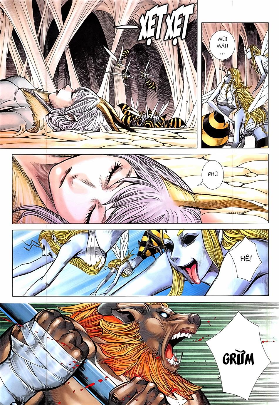 Tây Du chap 55 page 5 - IZTruyenTranh.com