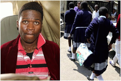 School Girls Arrested While Unclad At A Mans House In Kenya