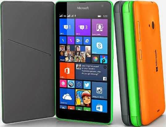 Microsoft Lumia 535 Dual SIM Pakistan