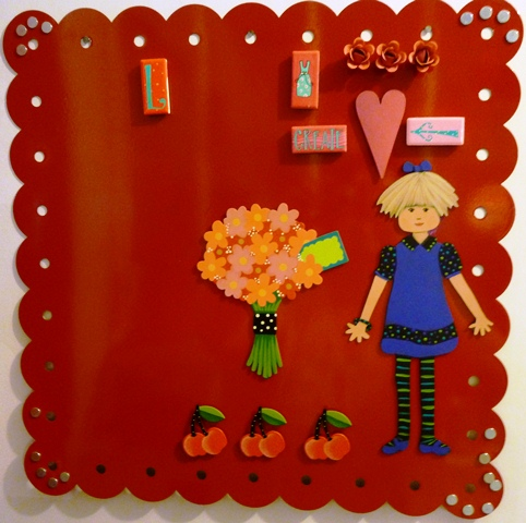 Just Something I Love... Roeda Magnet Scrapbooking