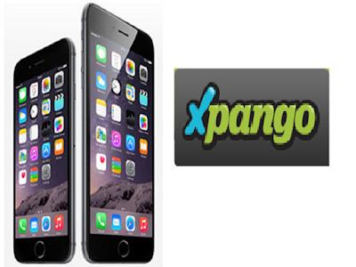 شرح طريقة التسجيل في موقع Xpango وكيفية ربح منتوج كالأيفون والأيباد وهدايا أخرى