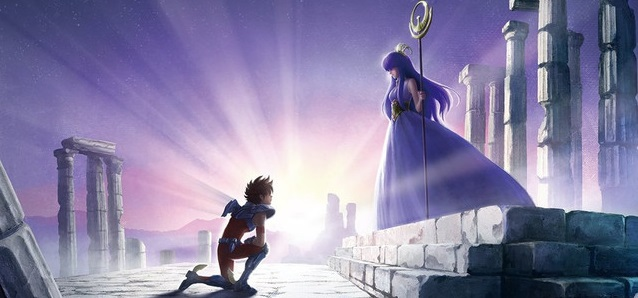Netflix Announces Knights of the Zodiac: Saint Seiya CG Anime Remake With Brand New Poster.