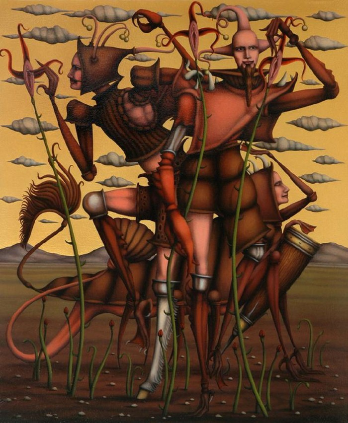 Ужасы древних мифов. Hugues Gillet 23