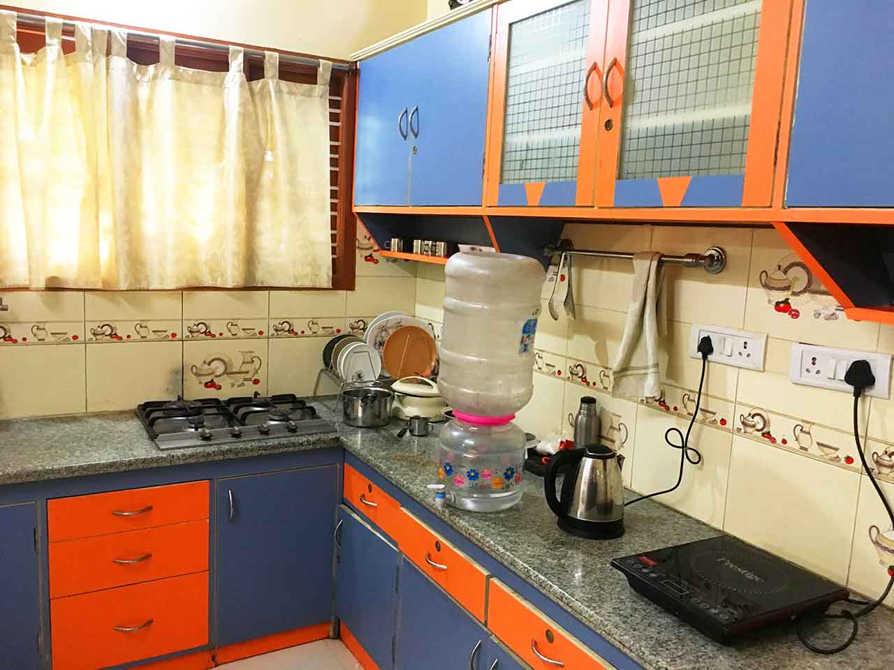 independent house for daily rent in yelagiri hills