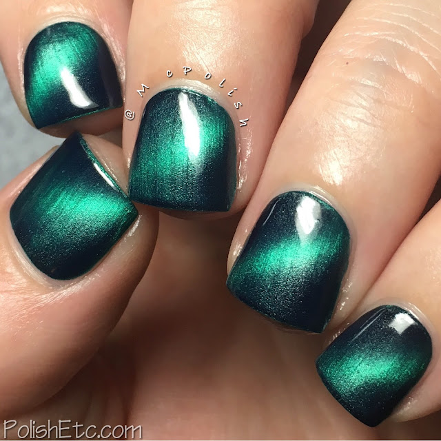 Masura - Mint and Bazil - McPolish