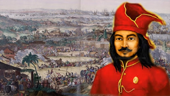 Riwayat Sultan Hasanuddin, Ayam Jantan dari Timur