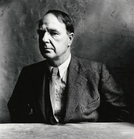 Henry Moore, London, 1950,  by  Irving Penn
