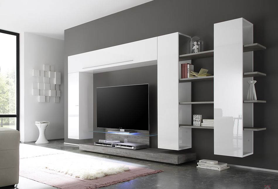 Charmant Modern TV Cabinets Designs 2018 2019 For Living Room Interior Walls