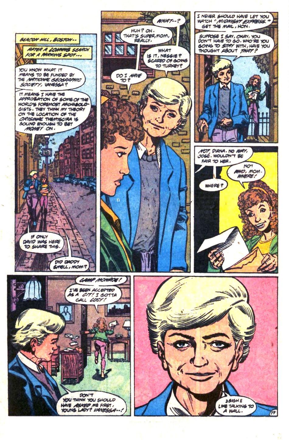 Read online Wonder Woman (1987) comic -  Issue #36 - 18