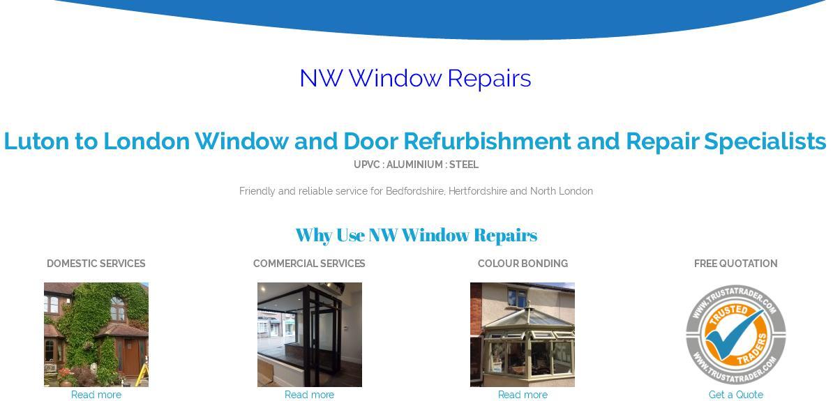 NW Window Repairs