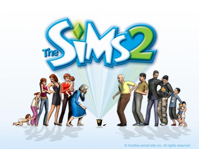 حصريا تحميل لعبة The Sims 2 برابط مباشر