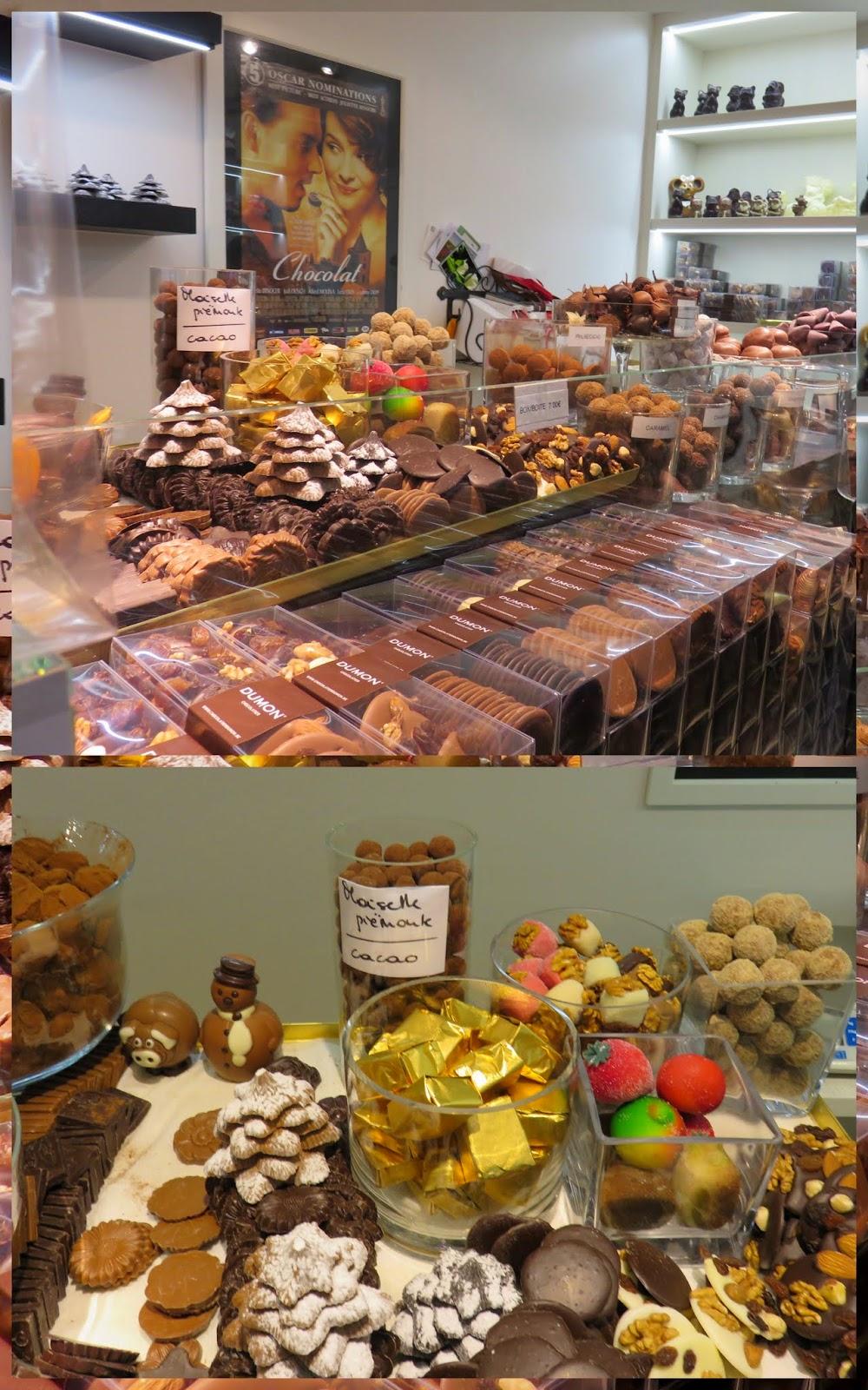 Dumon Chocolatier in Bruges