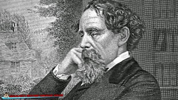 Charles Dickens Bisikan di Kuburan