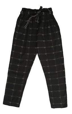 Ace & Jig Exclusive Stafford Pant in Black Magic