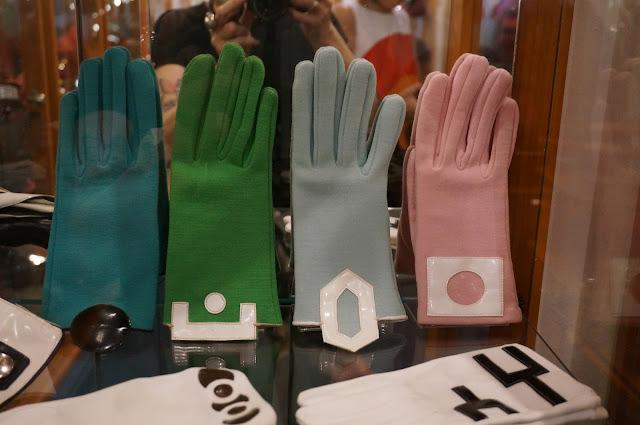 pierre cardin gants 1969