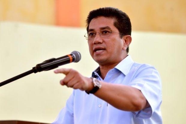 Azmin Ali Dakwa Seorang Menteri Kabinet Letak Jawatan