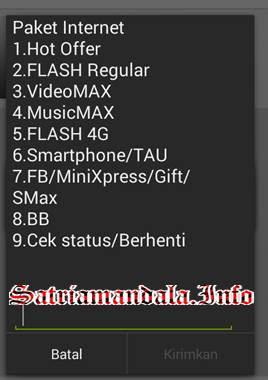 Paket Regular Data Telkomsel Akses *363#