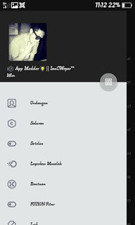 Download BBM MOD Dark Theme V3.0.1.25 Newest Update