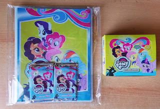 A Look at the Polish Series 4 MLP Trading Cards