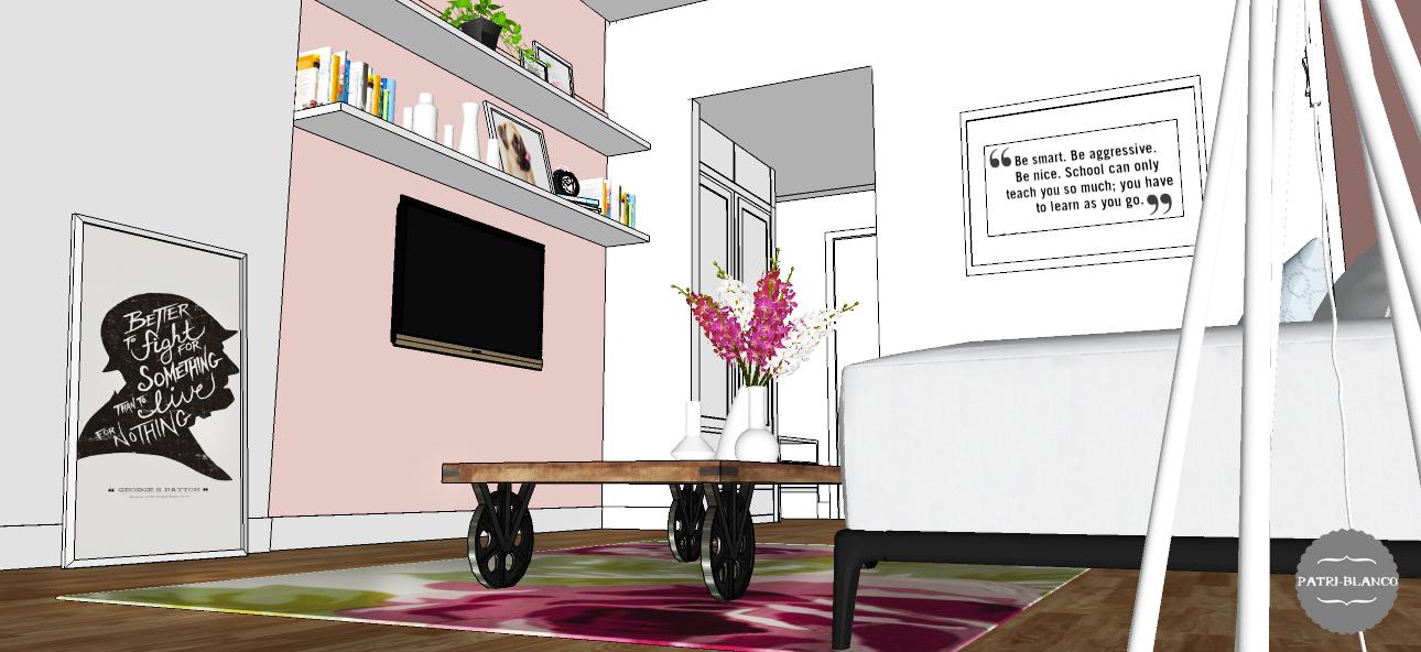 Salón 3D