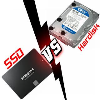 Hardisk dan SSD, Mana Yang Lebih baik?