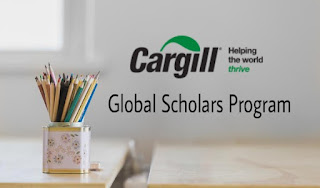 Cargil Global Scholarship Program