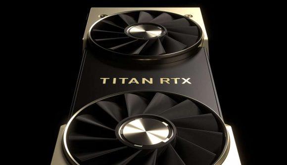 سعر ومواصفات قوية جداً لكارت الشاشة Nvidia Titan RTX