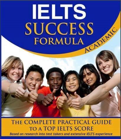 IELTS Success Formula Academic Training, English