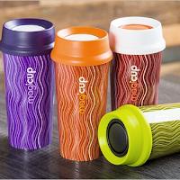 magicup est une tasse qui éviter les éclaboussures de café