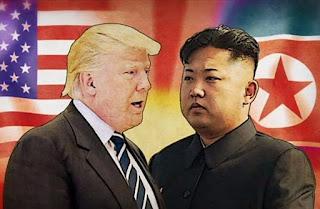 fakta-unik, korea-utara, amerika-vs-korea-utara