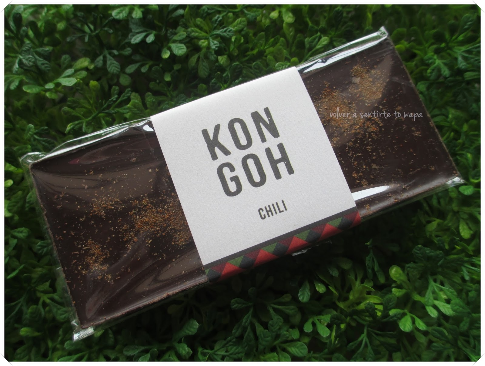 Chocolate KONGOH Barcelona