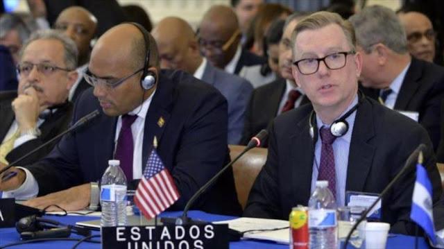 EEUU levantará sanciones contra Venezuela si 'cambia de rumbo'
