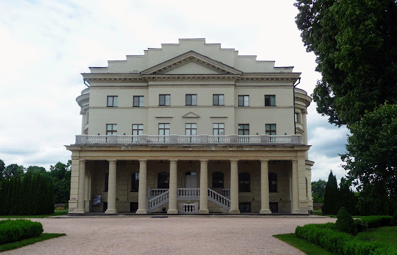 Батурин. Палац графа Розумовського. 1799 – 1803 р.р.