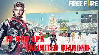 Main game Free Fire pastinya tidak akan luput dengan yang namanya diamond. Karena beli item pada FF menggunakan diamond. Download Free Fire Mod Apk unlimited diamond terbaru 2019.