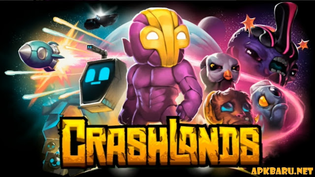 Crashlands RPG v1.0.4 Apk Terbaru