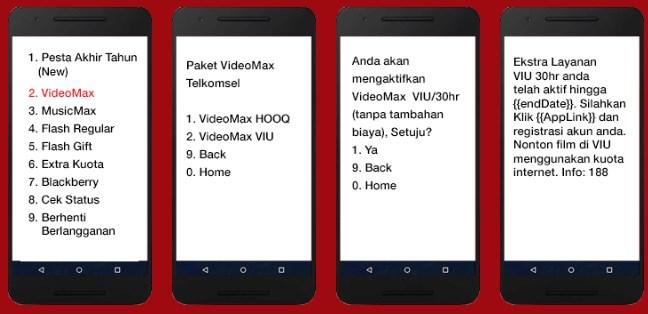 Pengertian Fungsi Dan Penggunaan Kouta Videomax Kartu Telkomsel Kumpulan Remaja