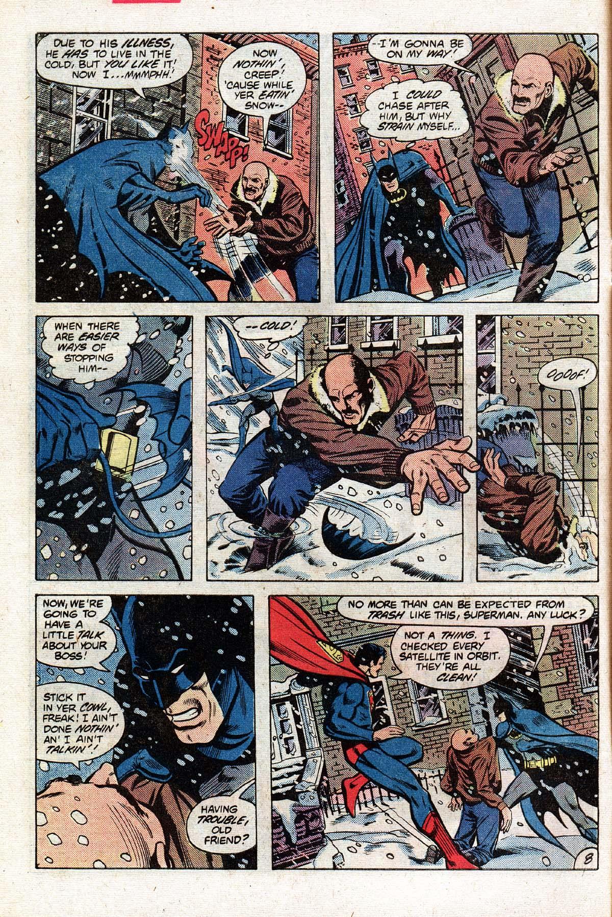 Read online World's Finest Comics comic -  Issue #275 - 10
