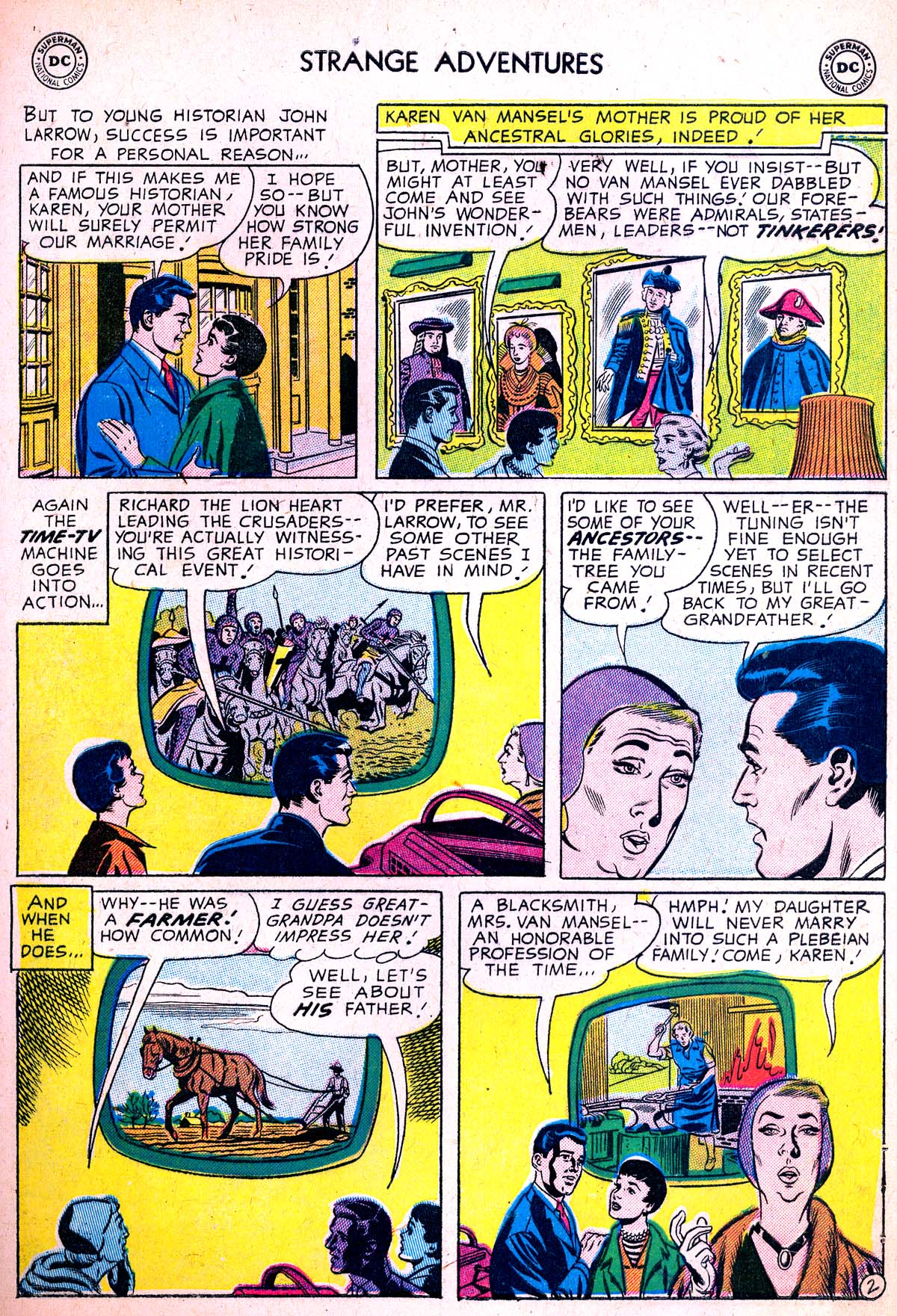 Strange Adventures (1950) issue 75 - Page 29