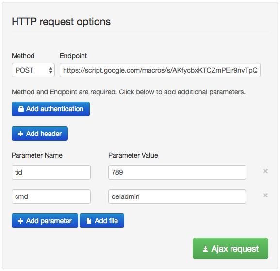 Programming Steps: 105 Apps Script: Google Sheet Delete Record