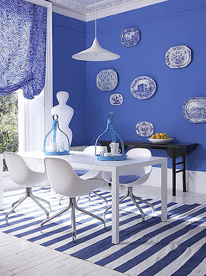 2 Azul & Branco