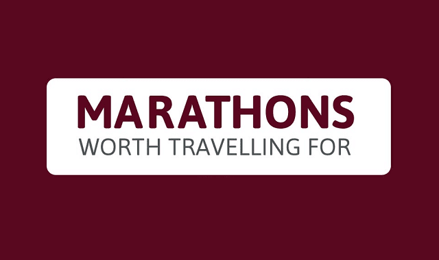 Marathons worth travelling for – running for Anthony Nolan worldwide