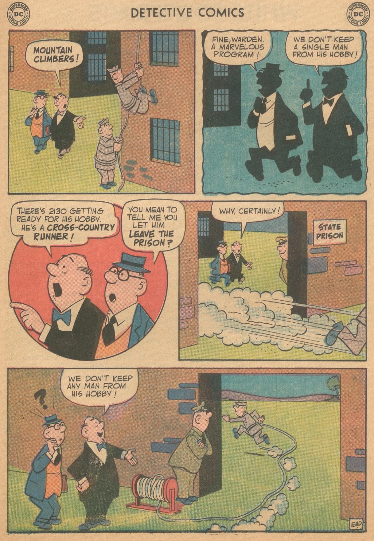Read online Detective Comics (1937) comic -  Issue #261 - 25