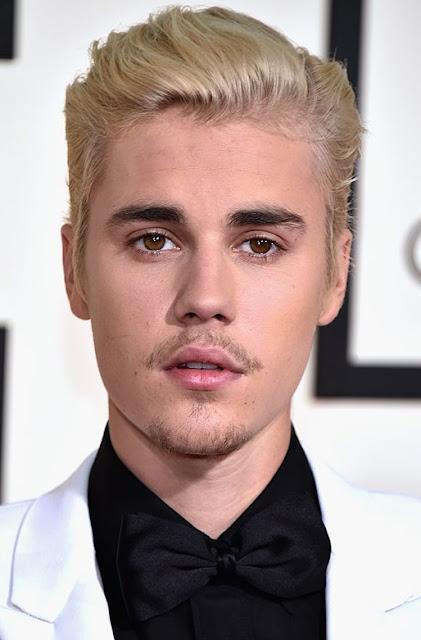 Foto del nuevo rostro de Justin Bieber