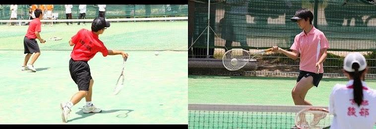 成美高校ソフトテニス部