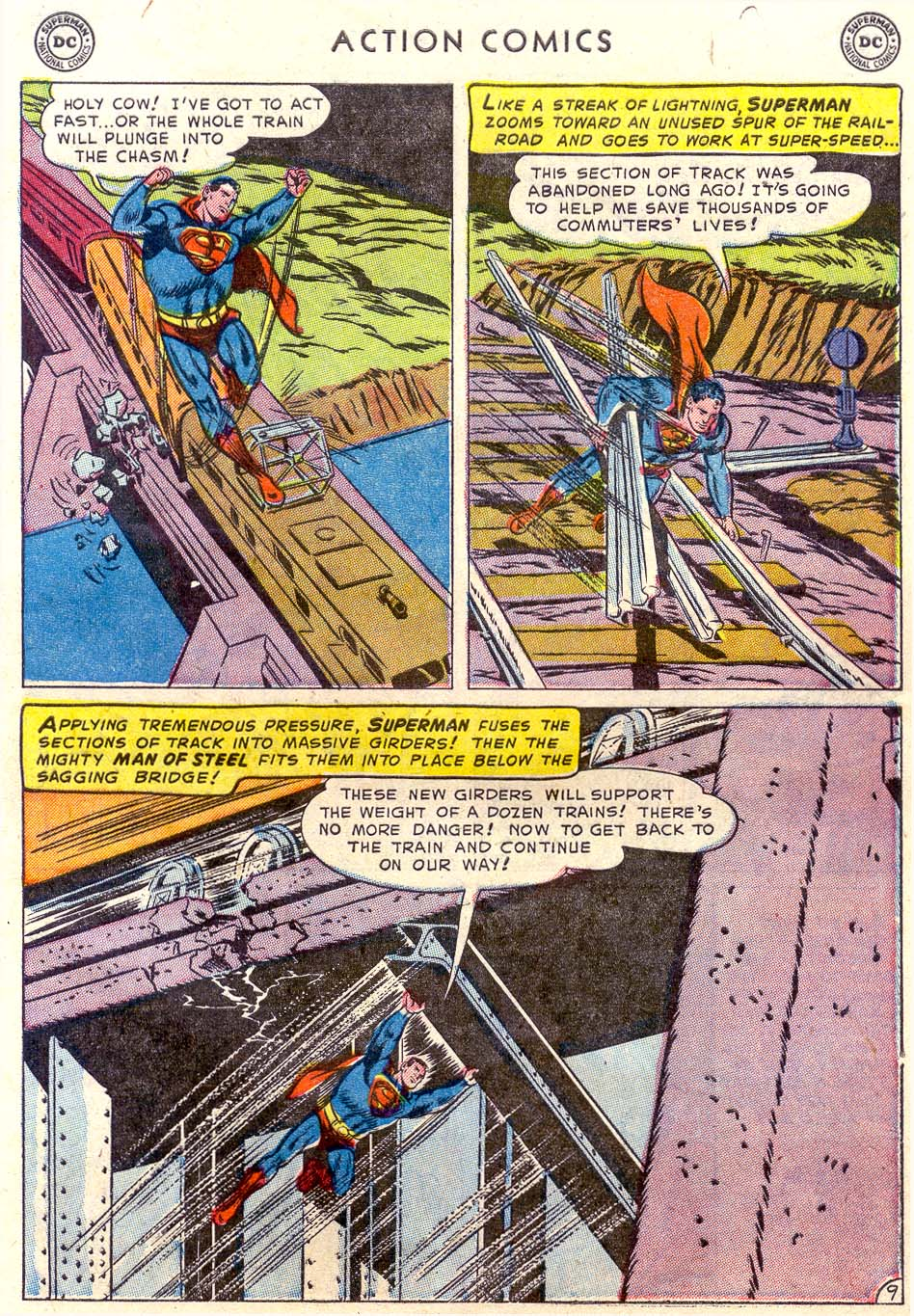Read online Action Comics (1938) comic -  Issue #179 - 11