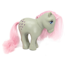 MLP Rosy Year Two Int. Collector Ponies G1 Pony