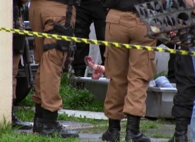 Resultado de imagem para Policial confunde PM com suspeito de assalto e mata colega em Bom conselho