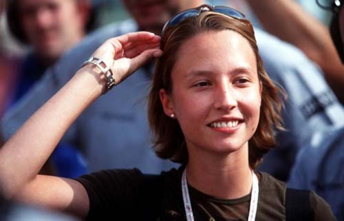 Patricia Papen Esposa de Nick Heidfeld