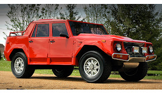 Dream Fantasy Cars-Lamborghini LM002